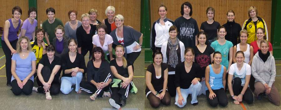 Jazzdance Workshop 2010