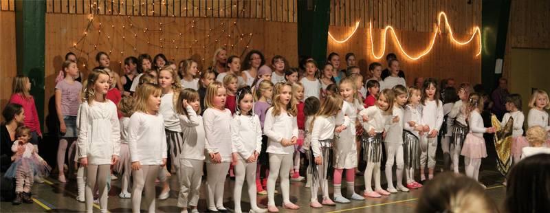 Weihnachtsjazzdance 2011