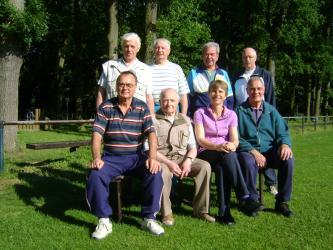 Herren Senioren Gymnastik
